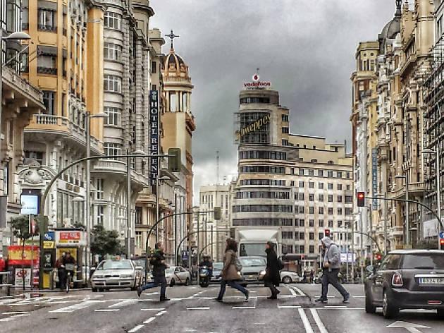 Madrid 24h. Un día en la vida de Madrid