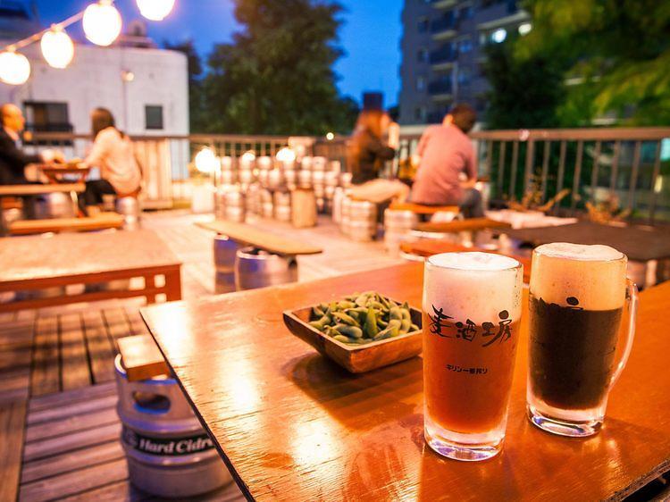 Asagaya Beer Workshop