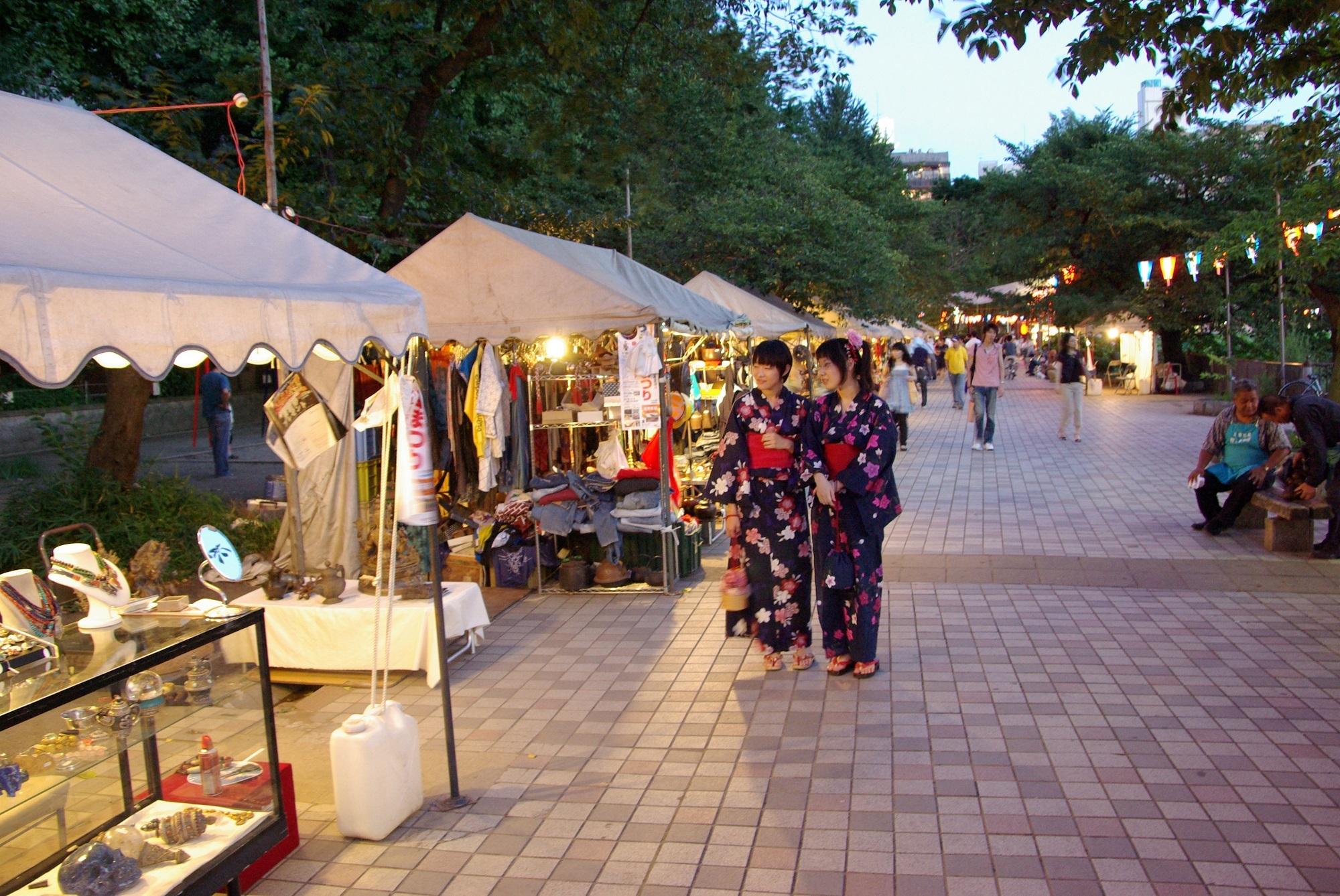 Ueno Summer Festival