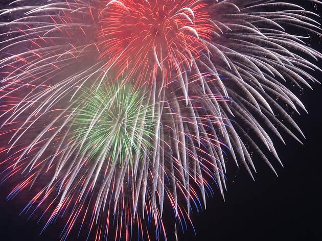 第27回 東京湾大華火祭