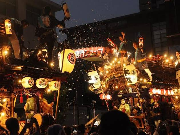 Hachioji Festival (2015)