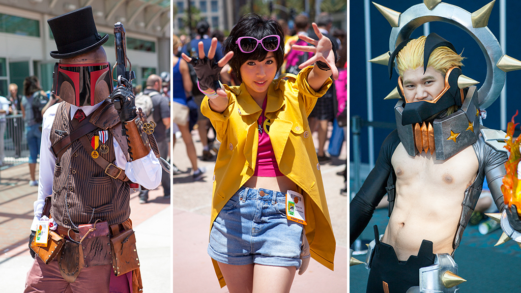 The 27 most amazing costumes at Comic-Con 2015