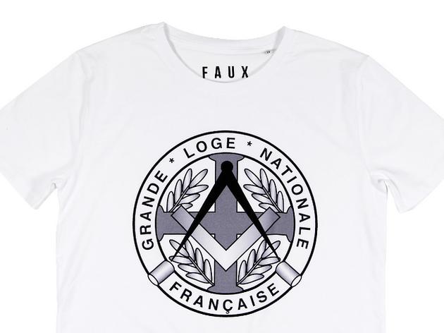 (T-shirt Grande Loge par FAUX 20 euros)