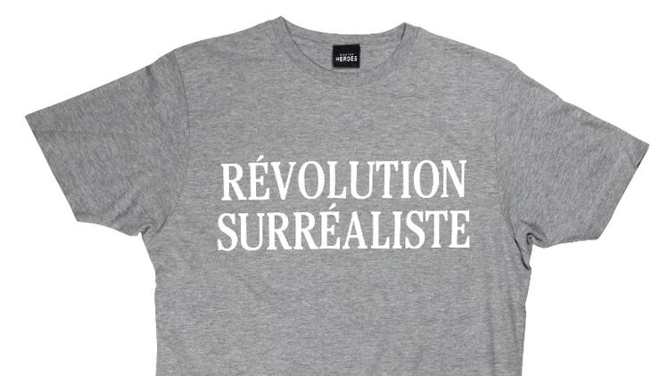 T-shirt Surréaliste par Wasted Heroes