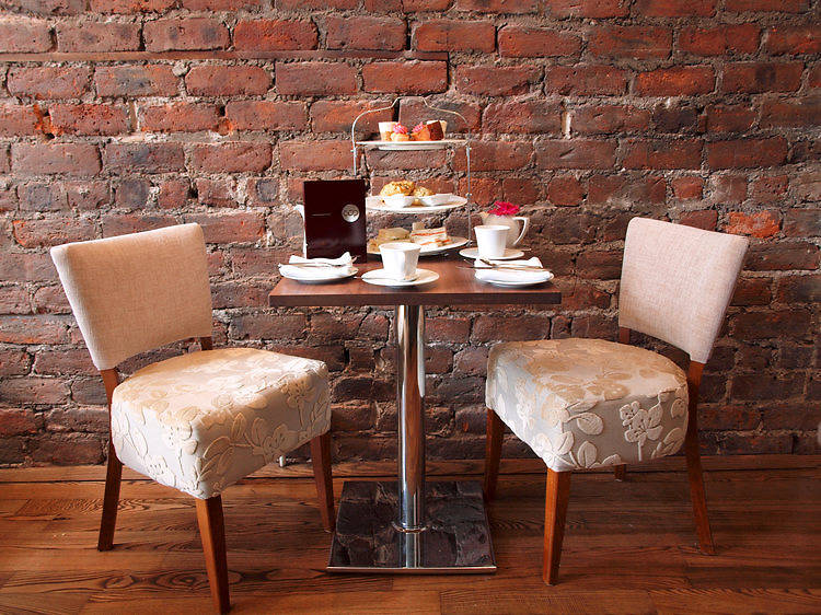 The best places for afternoon tea