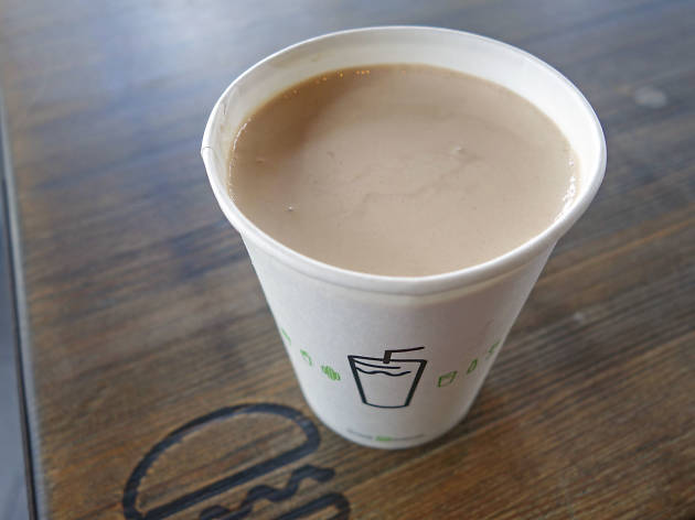 Black & White Milkshake at Shake Shack, $5.29