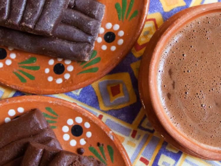 Conferencia El Chocolate Legado de México al Mundo