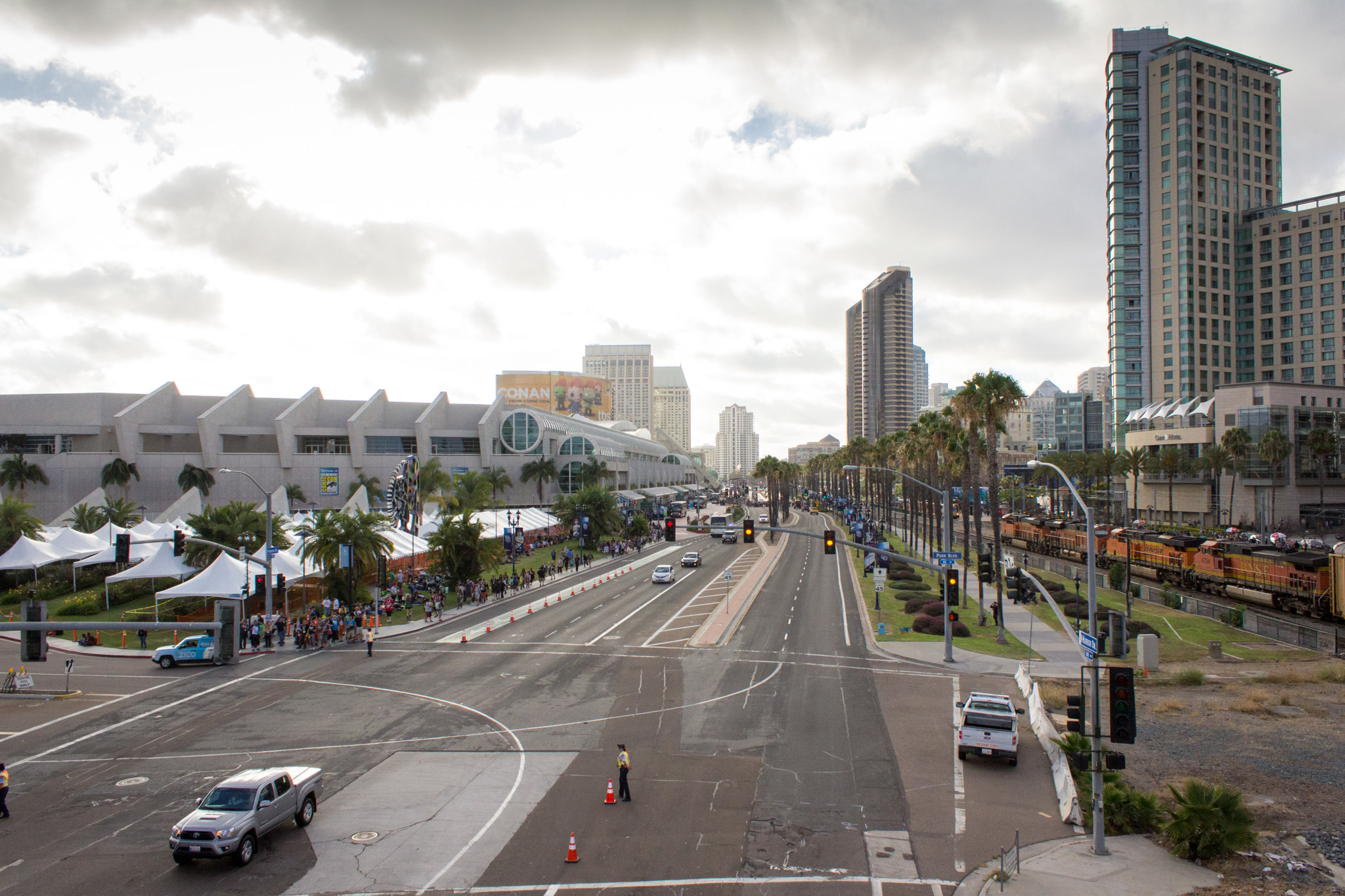 Dear Comic-Con, please stay in San Diego