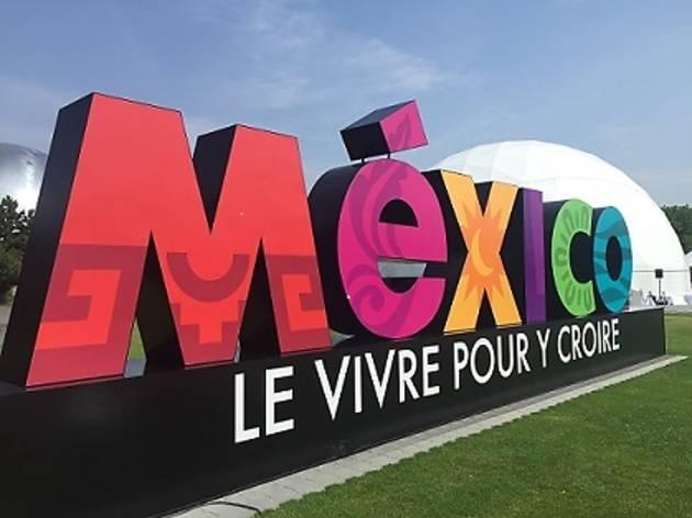 México : Le vivre pour y croire