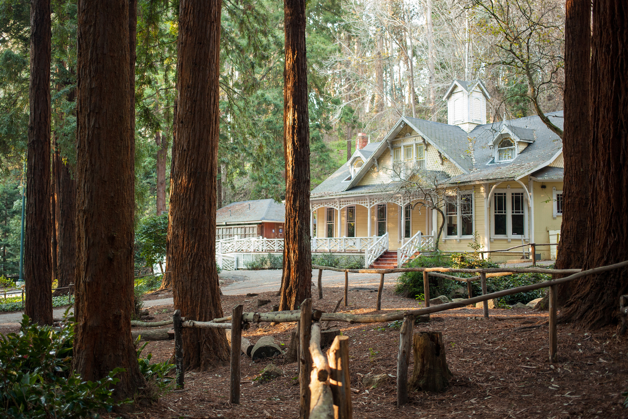 Trocadero Clubhouse at Stern Grove