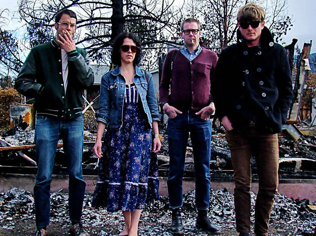 Thee Oh Sees - 3 Night Residency at The Chapel