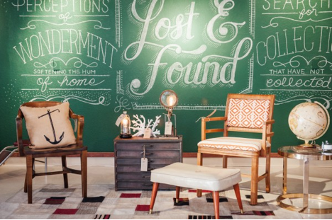 Lost & Found, a furniture store in Oakland