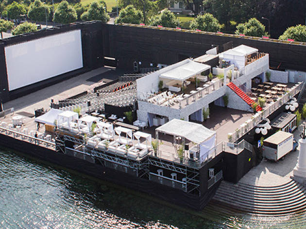 Salt Cinema Geneva