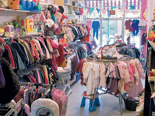 Kids Consignment Shops And Thrift Stores In NYC