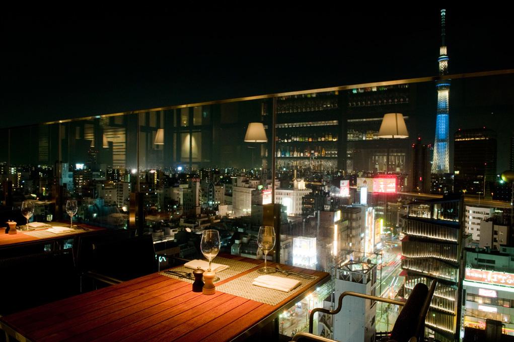 東京、夜景を愛でるバー15選