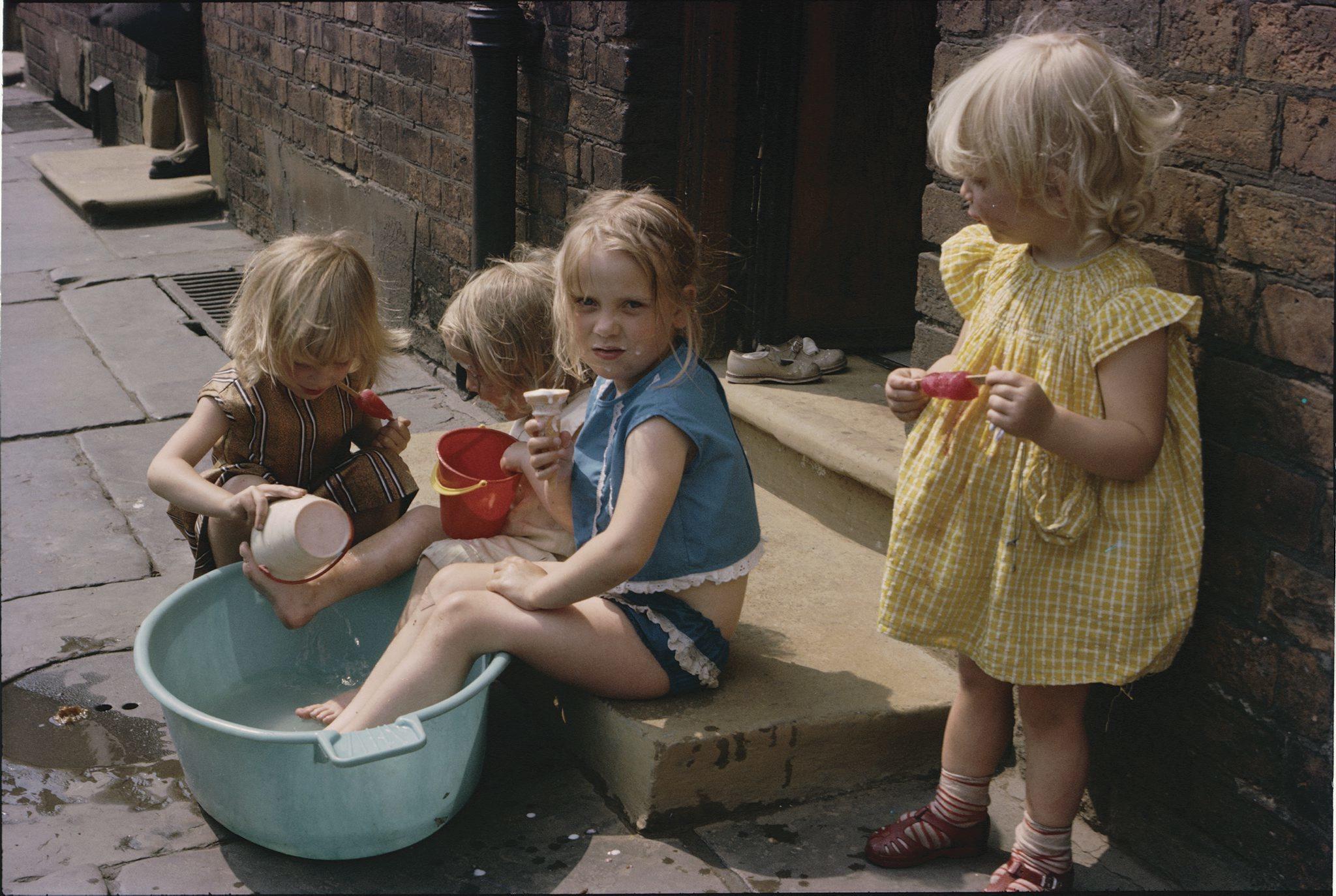 Shirley Baker's photographs of Manchester