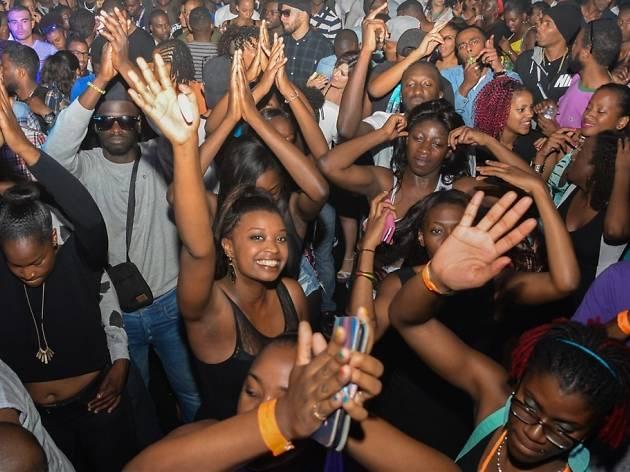 The Hot Caribbean Carnival