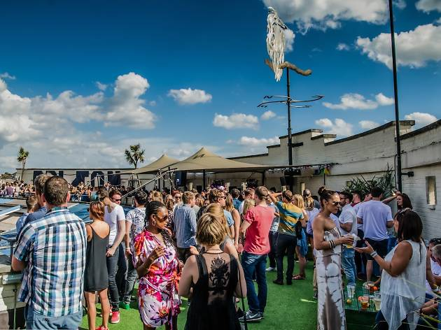 Father Groove: Summer in Brixton Roof Party Series