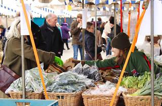 edinburgh farmers market