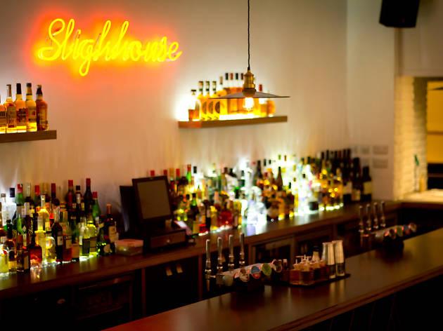slighhouse bar