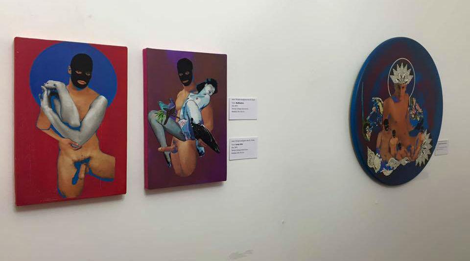 ArtSpace México es una galería que promueve artistas emergentes