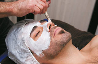 Facial en Kahuil Spa