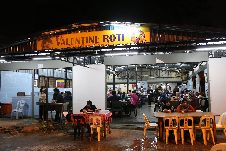 Valentine Roti