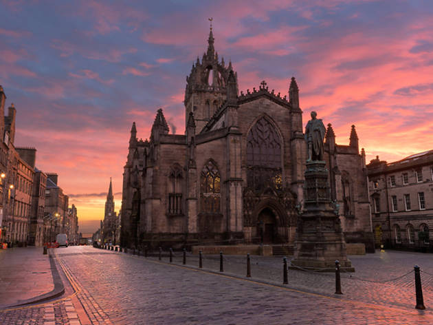 2 St Giles Cathedral