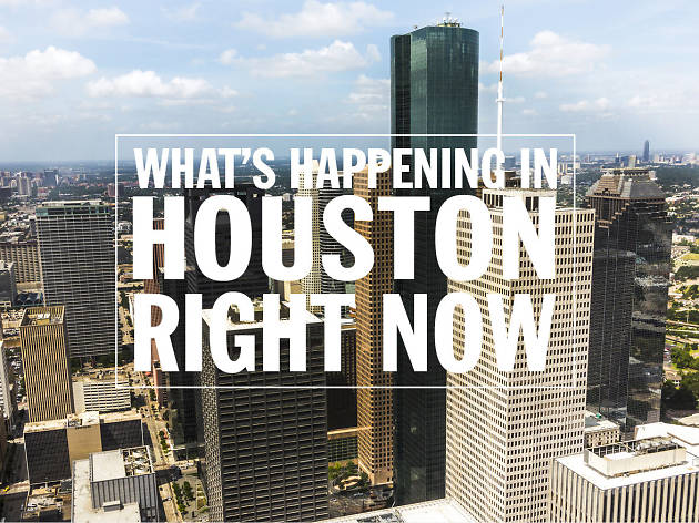 What is time in houston texas