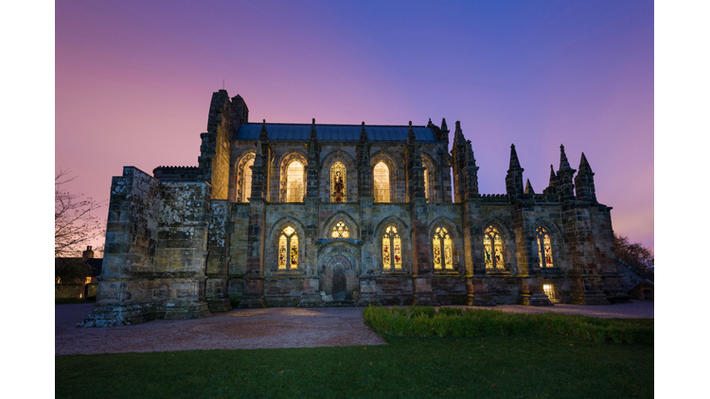 10 holyrood abbey maybe