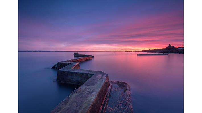 12 dock pier sea
