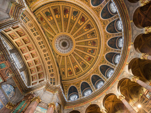 18 ornate ceiling roof church cathedral