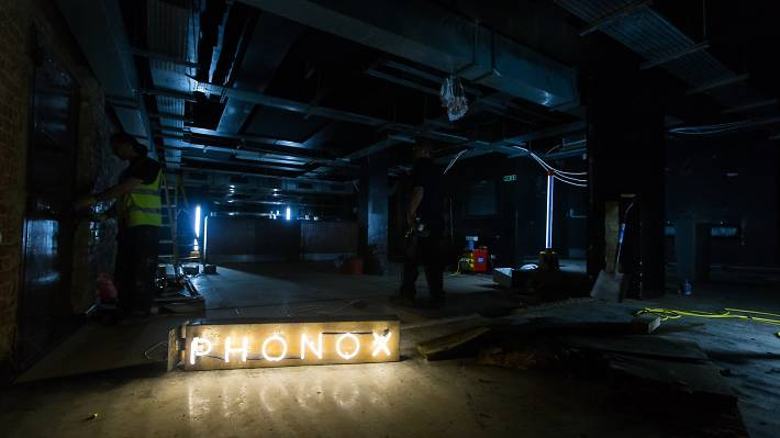 Phonox nightclub