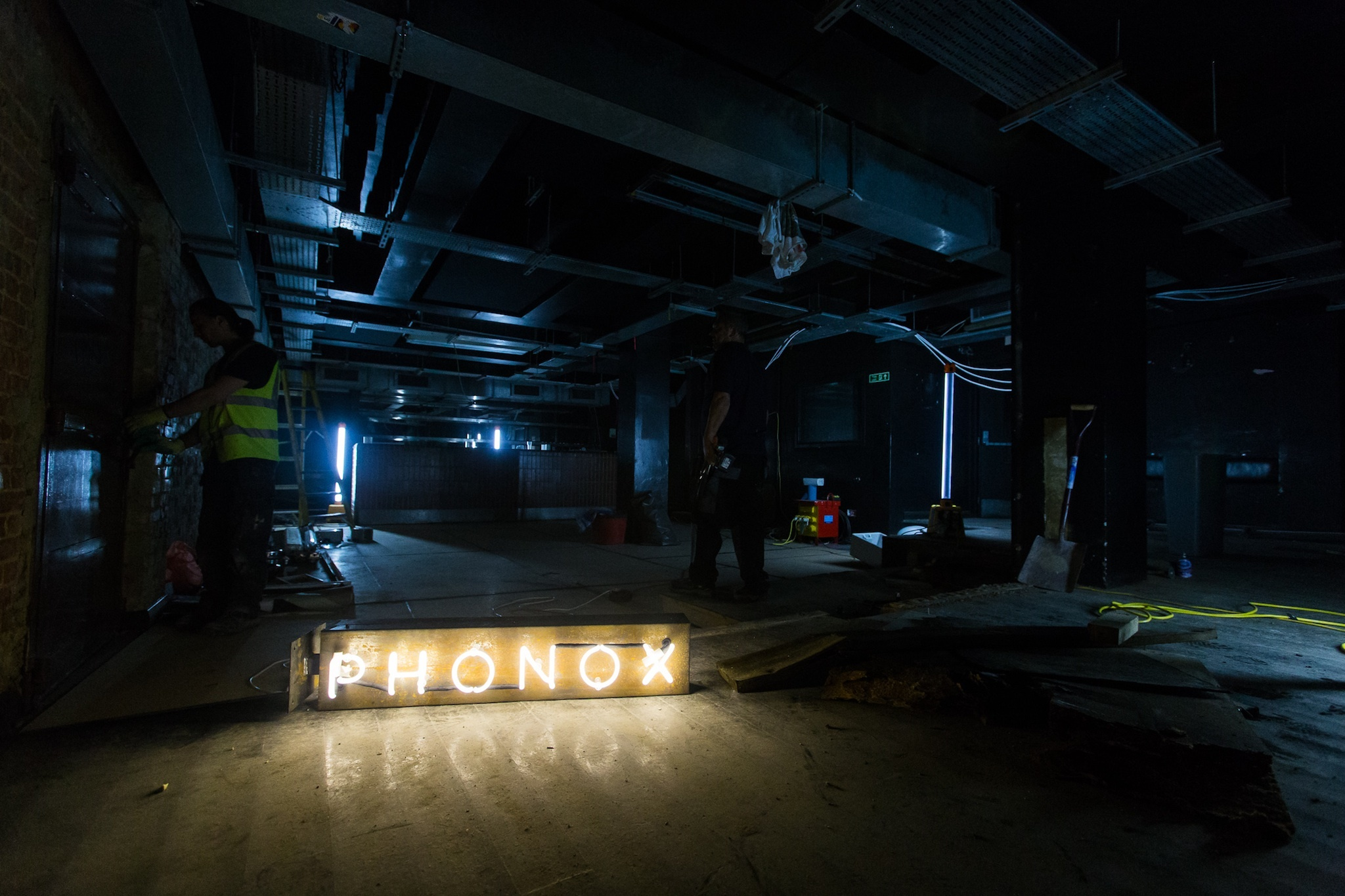 Phonox, Brixton