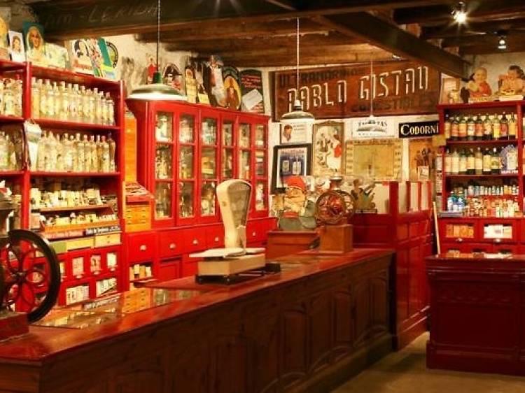 Salàs de Pallars: tiendas que son un museo