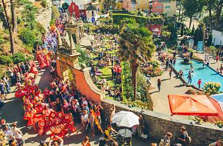 Festival No.6 Portmeiron Wales