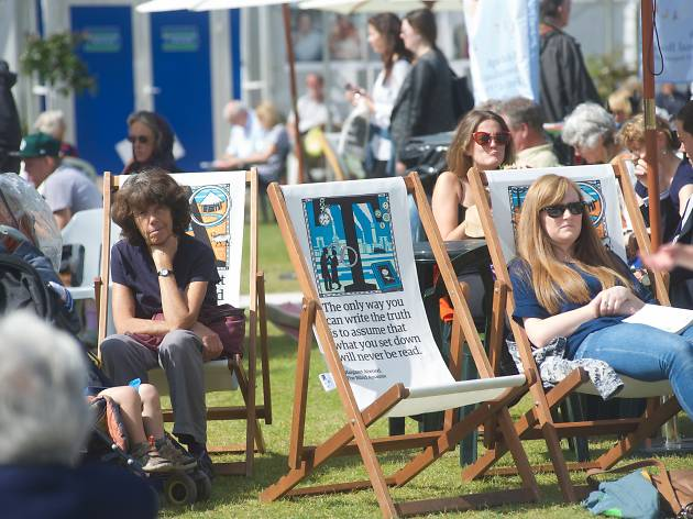 The best events at the Edinburgh Intl Book Festival