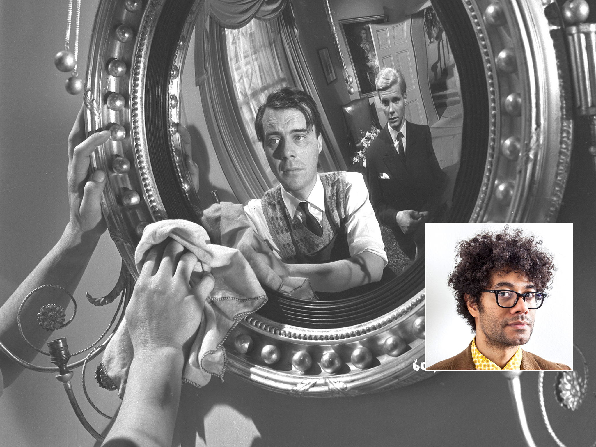 Richard Ayoade on The Servant (1963)
