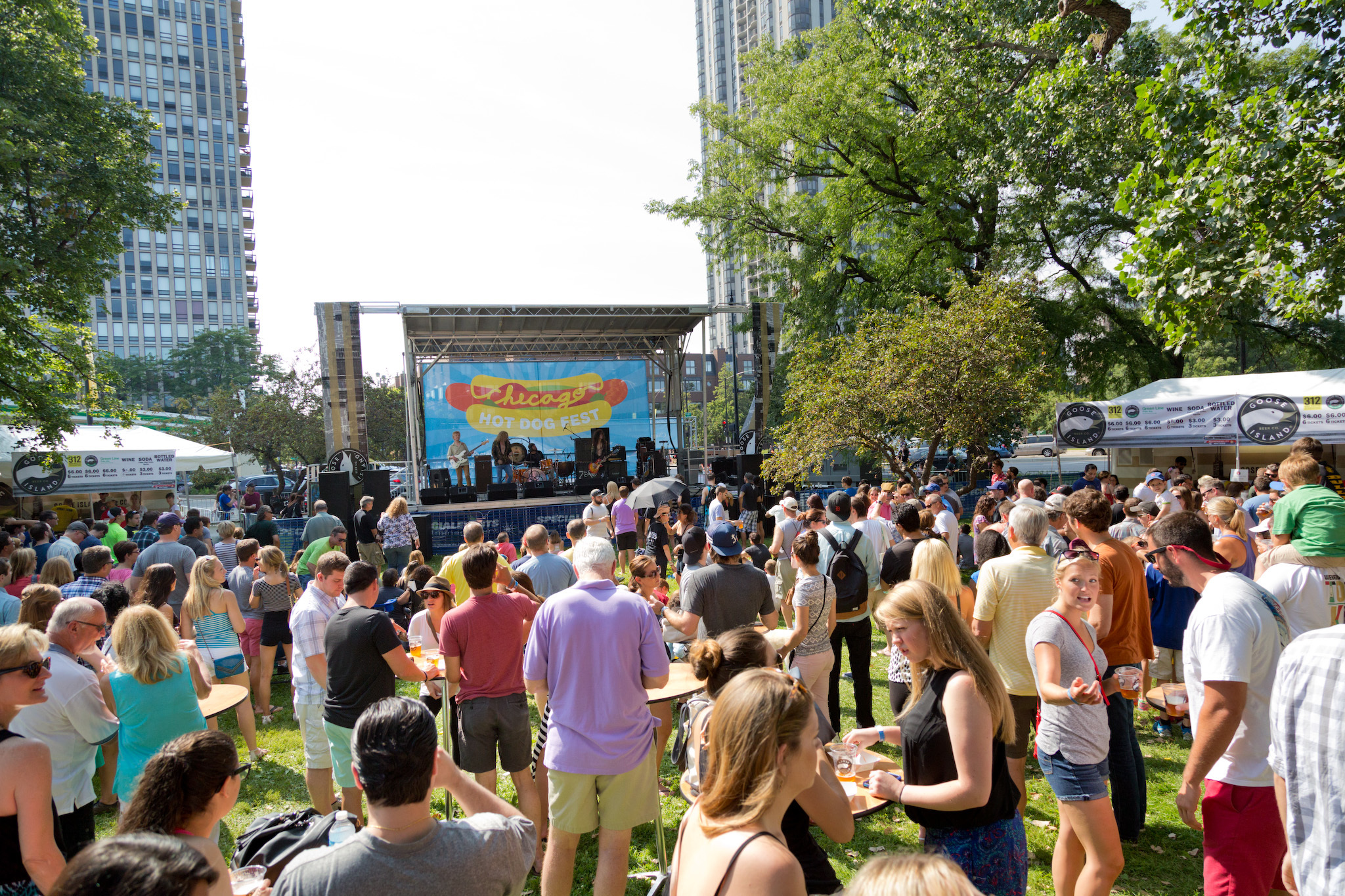 Free things to do in Chicago in August
