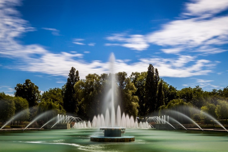 London's major parks