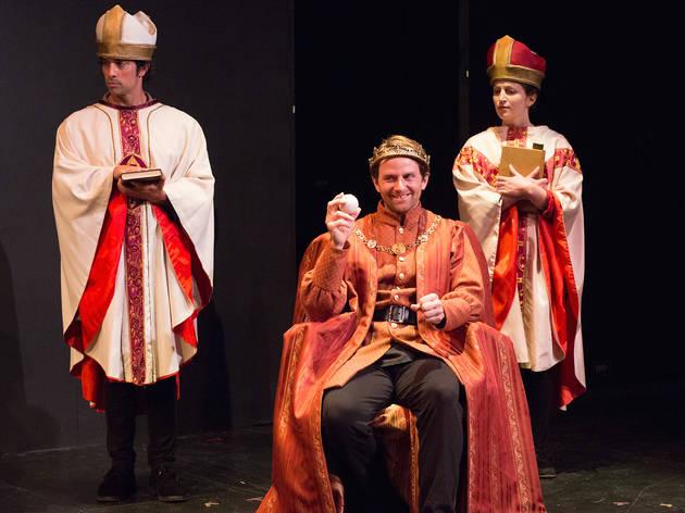 Shakespeare & Company's Henry V