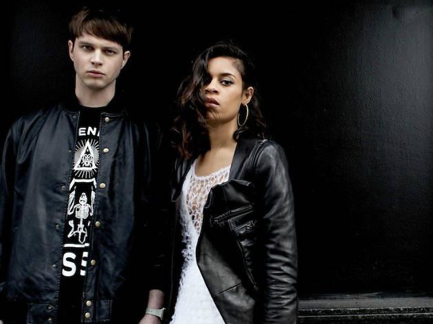 AlunaGeorge, dueto inglés de electrónica