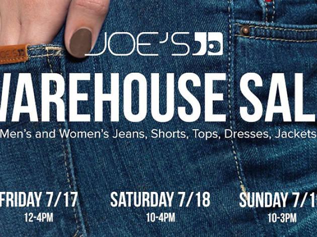 Joe's Sample Sale