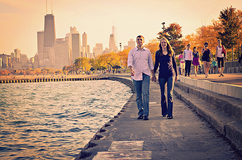 11 people you'll date in Chicago