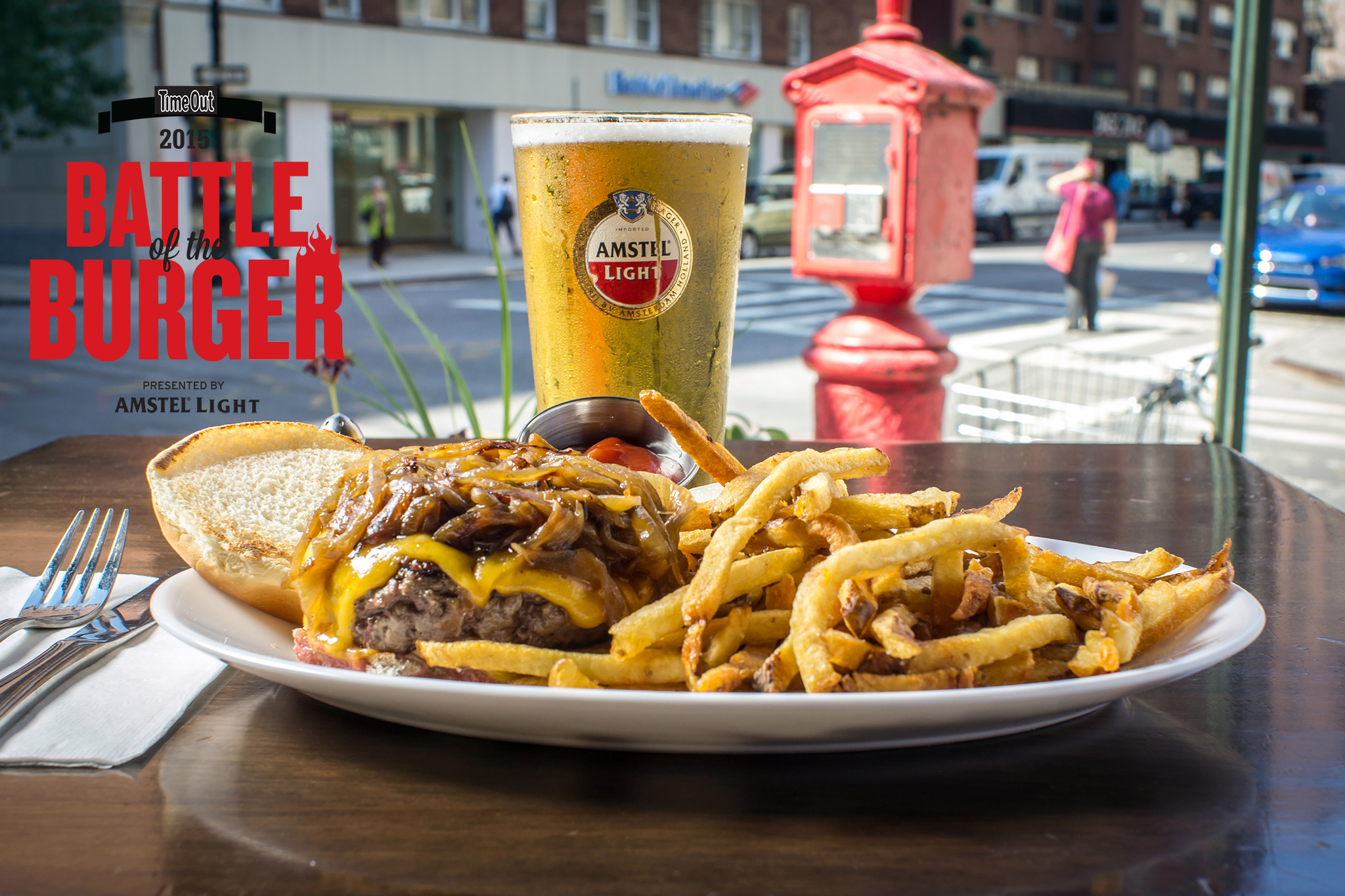 Battle of the Burger 2015: Vote here