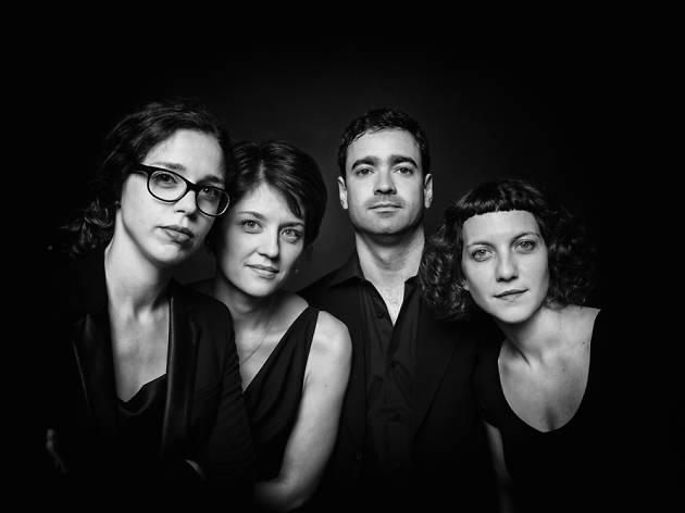 Dàlia Quartet