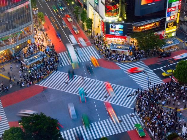 渋谷でしかできない101のこと