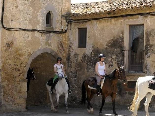 Discover the Costa Brava on horseback