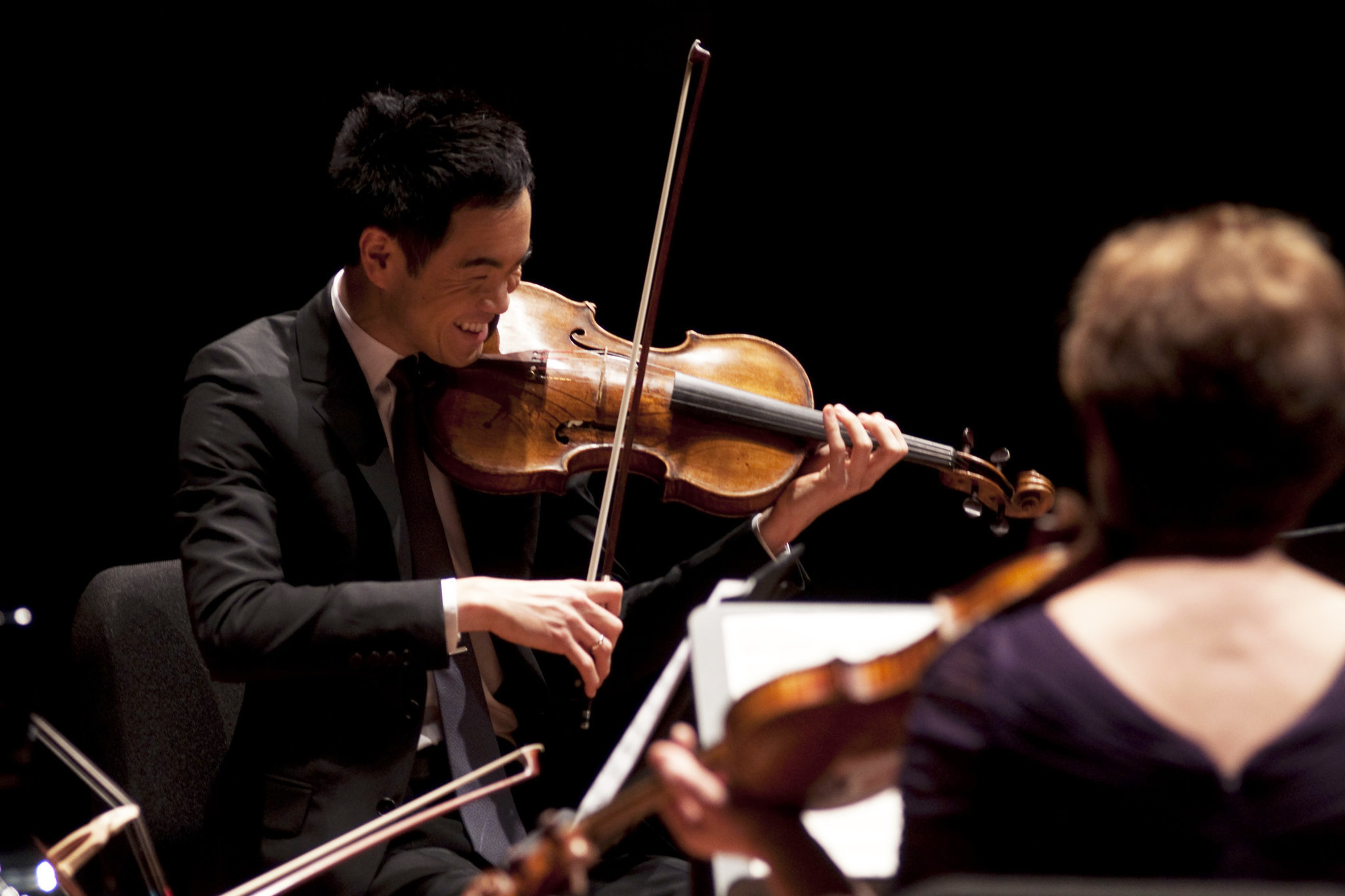 Time Out Night with the Chamber Music Society