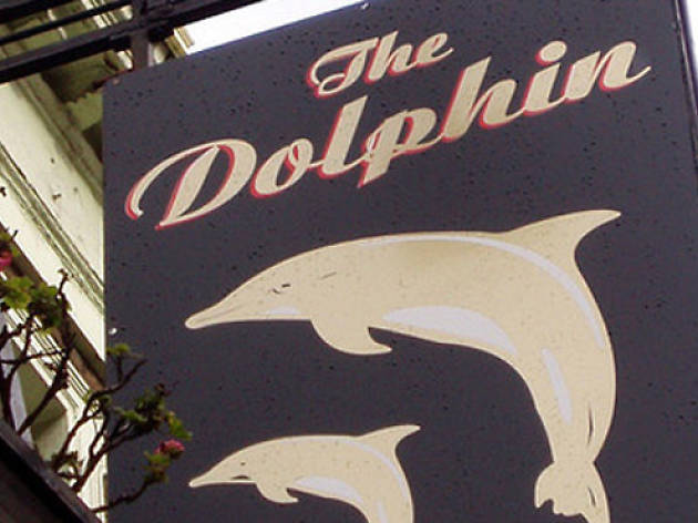 Late night bars in London - The Dolphin